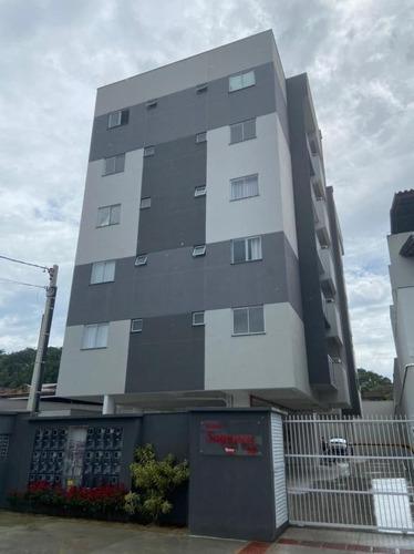 Imagem 1 de 11 de Apartamento No Saguaçú Com 3 Quartos Para Venda, 64 M² - Ka821