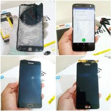 Troca De Vidro Samsung, Lg, Motorola, Sony, Nokia Lumia