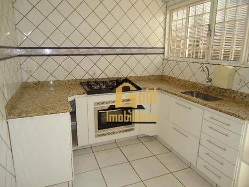 Casa Com 3 Dormitórios À Venda, 204 M² Por R$ 750.000 - Nova Ribeirânia - Ribeirão Preto/sp - Ca0780