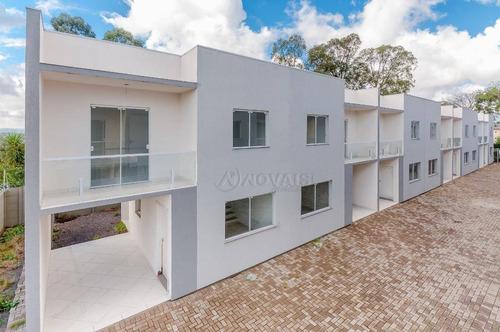 Imagem 1 de 18 de Casa Em Condomínio Fechado Com 2 Dormitórios À Venda, 83 M² Por R$ 235.000 - Rondônia - Novo Hamburgo/rs - Ca2537
