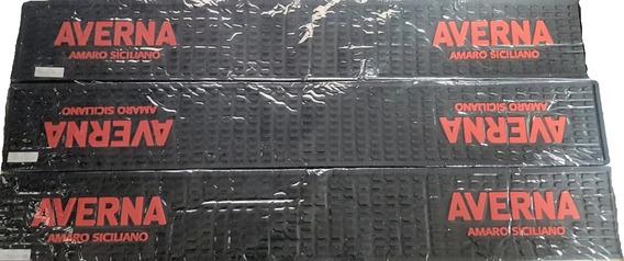 Barmat-esterilla Amaro Averna Importado De Italia