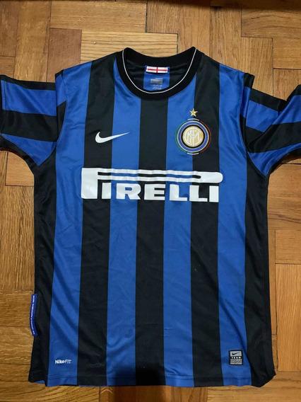 Camiseta Inter De Milán