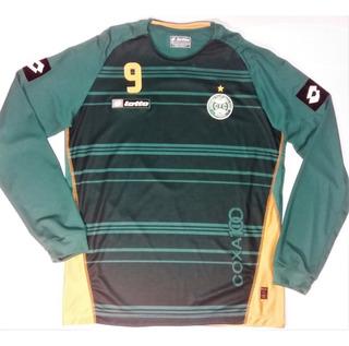 Camisa Coritiba Usada Em Jogo #2009 #coxa #centenário #lotto