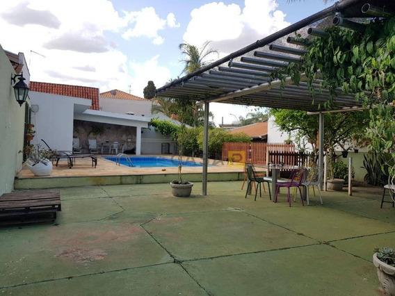 Casa Com 3 Dormitórios À Venda, 250 M² Por R$ 1.300.000 - Vila Santa Maria - Americana/sp - Ca0615