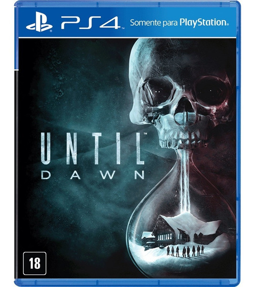 Until Dawn 1ª Digital Psn