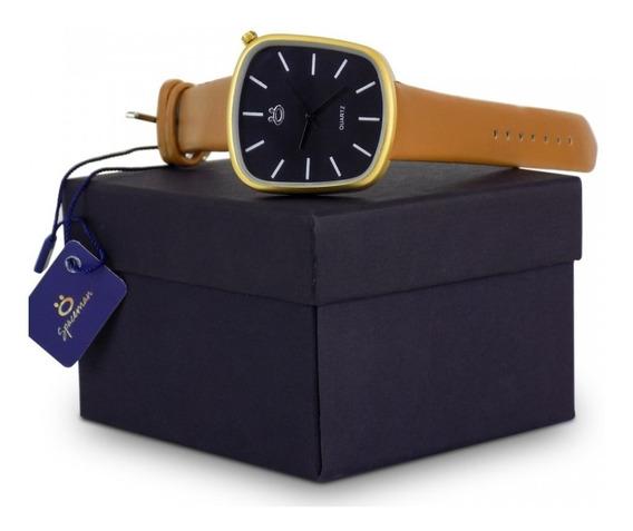 Relógio Original De Couro Em Promoção