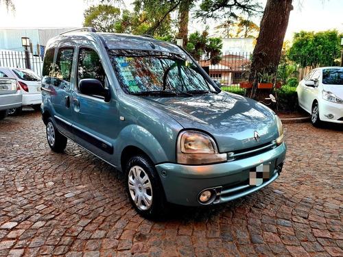 Renault Kangoo Pack Plus Oshkosh 1.6 2plc 2007 146.000km