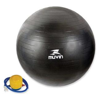 Bola De Pilates - Ginastica - Yoga 65cm + Bomba De Ar Grátis