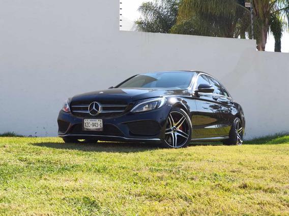 Mercedes-benz Clase C 2.0 250 Cgi Sport At 2015