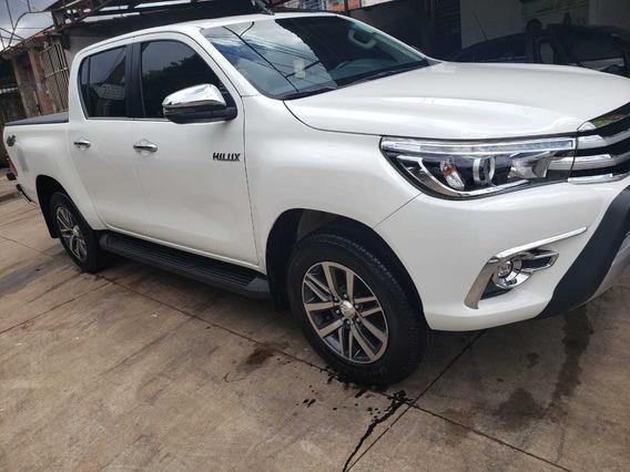 Toyota Hilux Srx 2.8 4x4 Diesel - 2017/2018