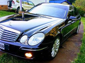 Mercedes Benz Clase E 3.5 E350 Elegance At