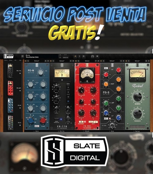 Slate Digital Mix Rack