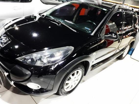 Peugeot 207 Sw Escapade 1.6 16v (flex) Flex Manual