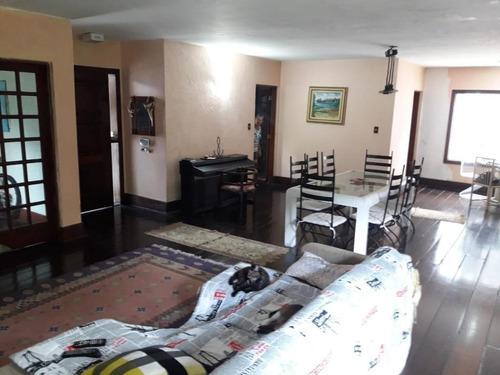 Casa Com 4 Dormitórios À Venda, 272 M² Por R$ 1.400.000,00 - Jardim Do Mar - São Bernardo Do Campo/sp - Ca0652