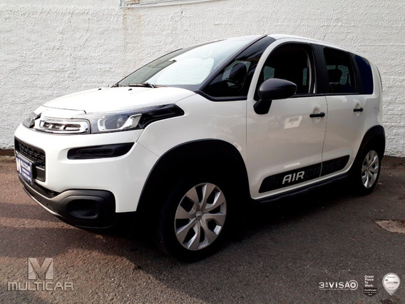 Citroën Aircross 1.6 Vti 120 Flex Start Manual 2017/2018