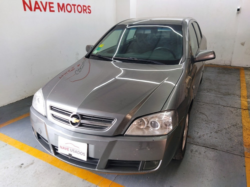 Chevrolet Astra Gl 2.0 2010 Blanco Iqy