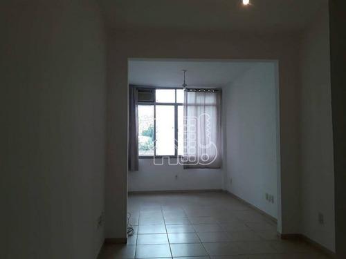 Sala À Venda, 32 M² Por R$ 110.000,00 - Centro - Niterói/rj - Sa0104