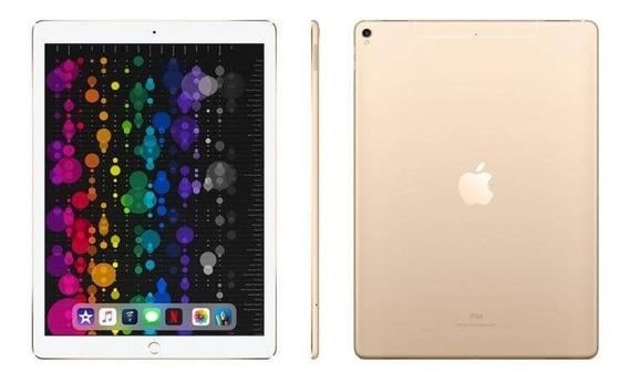 iPad Pro 12.9 128gb Wi-fi Gold + Smart Keyboard