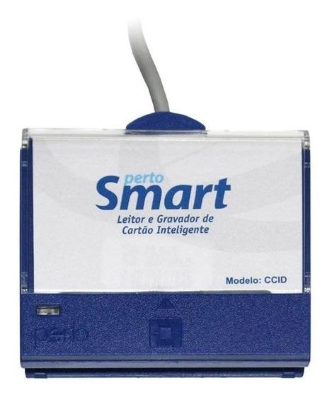 Leitor De Certificado Digital Pertosmart