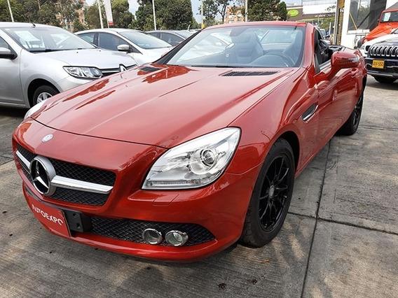 Mercedes-benz Slk 200 Sec 1,8 Gasolina