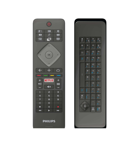 Control Remoto Philips Android Tecla Netflix Smartv Led Lcd
