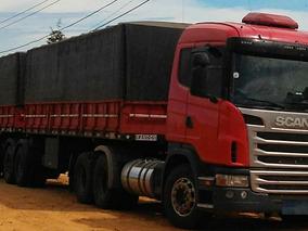 Scania 124 420 Ano 2010 Com Bitrem 2015