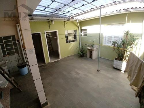 Casa Sobrado Em Vila Flórida - São Bernardo Do Campo, Sp - 2138