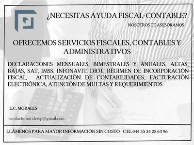 Contabilidad E Impuestos Personas Fisicas Y Morales