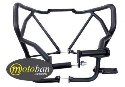Protetor Motor/carenagem C/pedaleiras- Honda Xre 300/advent