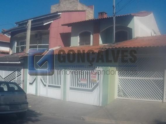 Venda Sobrado Sao Bernardo Do Campo Bairro Dos Casa Ref: 122 - 1033-1-122163