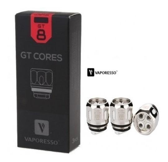 Gt8 Core Coils Resistência Bobina 3pcs 0,15ohm