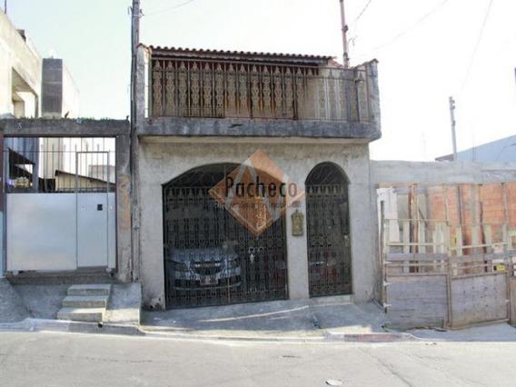 Sobrado Em Ferraz De Vasconcelos, 3 Dormitórios, 2 Vagas, R$ 270.000,00 - 779