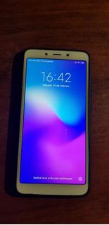 Celular Xiaomi Redmi 6a 16 Gb Usado