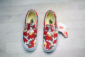 Tenis Vans Disney Belle/true White Bella Y La Bestia