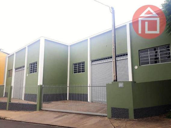 Galpão Para Alugar Por R$ 4.000/mês - Jardim Recreio - Bragança Paulista/sp - Ga0159