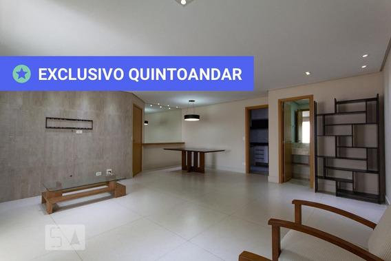 Apartamento No 19º Andar Com 2 Dormitórios E 2 Garagens - Id: 892960228 - 260228