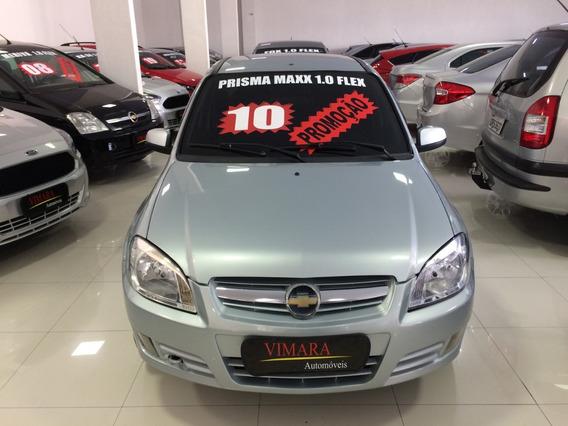 Chevrolet Prisma 1.0 Mpfi Vhce Maxx 8v Flex 4p Manual