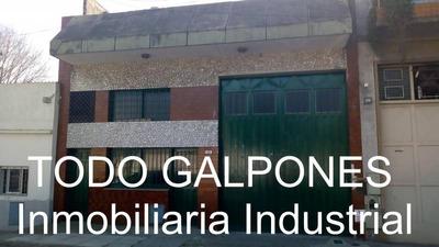 Galpones, Depósitos O Edificios Ind. Alquiler Pompeya