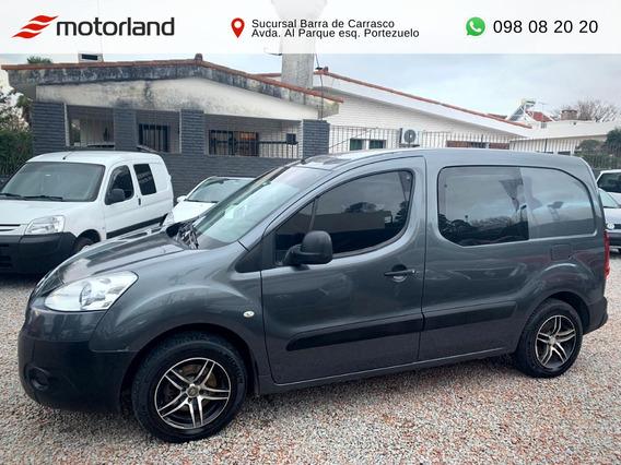 Peugeot Partner Vidriada 2014. Nueva. Permuto/financio