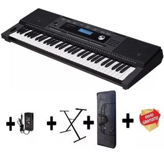 Organo Teclado Roland Ex20a 5 Oct Sensitivo + Soporte Funda