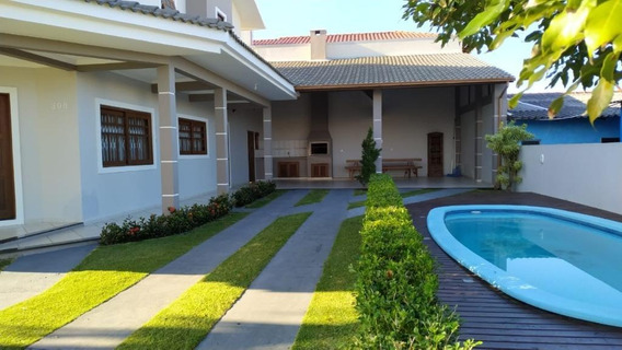 Casa Em Ingleses Do Rio Vermelho, Florianópolis/sc De 240m² 3 Quartos À Venda Por R$ 720.000,00 - Ca342088