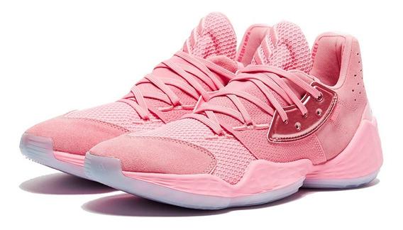 Tênis adidas Harden Vol. 4 Pink Lemonade
