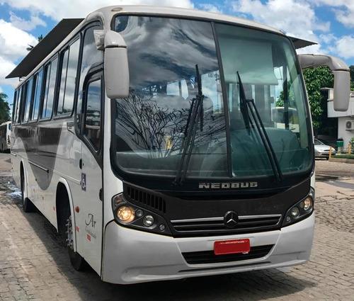 Ônibus Rodoviário Neobus Spectrum Road 2007/07 Of1418 40l+ar
