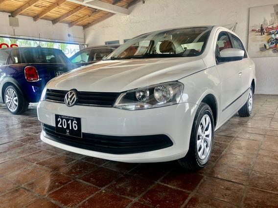 Volkswagen Gol 1.6 Cl Sin Aa Mt 2016