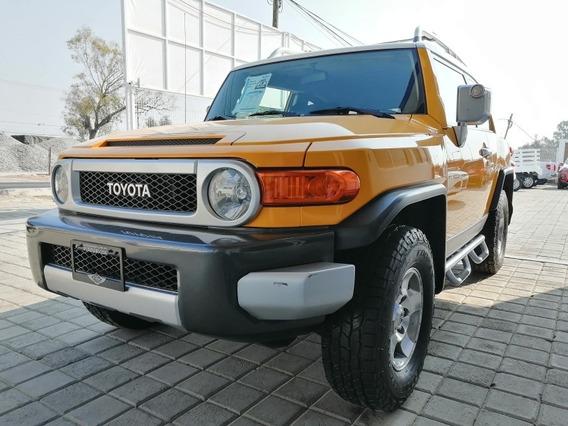 Toyota Fj Cruiser 3p Premium Aa Ee Ra Abs 4x4 At 2008