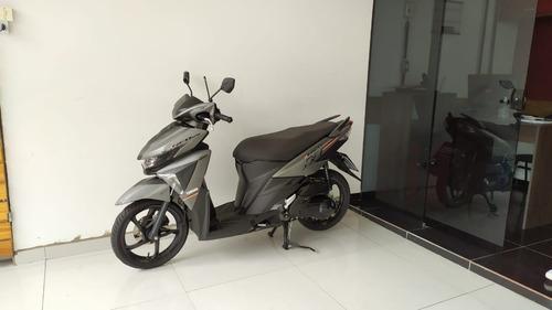 Yamaha Neo 125 2018 Cinza Tebi Motos