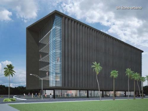 Imagen 1 de 20 de Oficinas Edificio Black