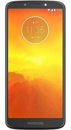 Imagem 1 de 4 de Celular Motorola Moto E5 16gb Platinum Muito Bom Usado