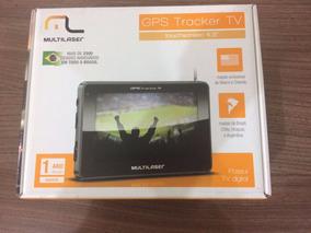 Gps Tracker 4.3 Com Tv Multilaser Gp034