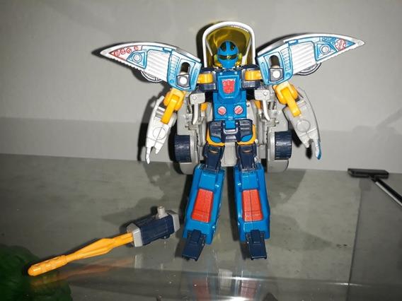 Lote Blurr + Sidesway Transformers Armada
